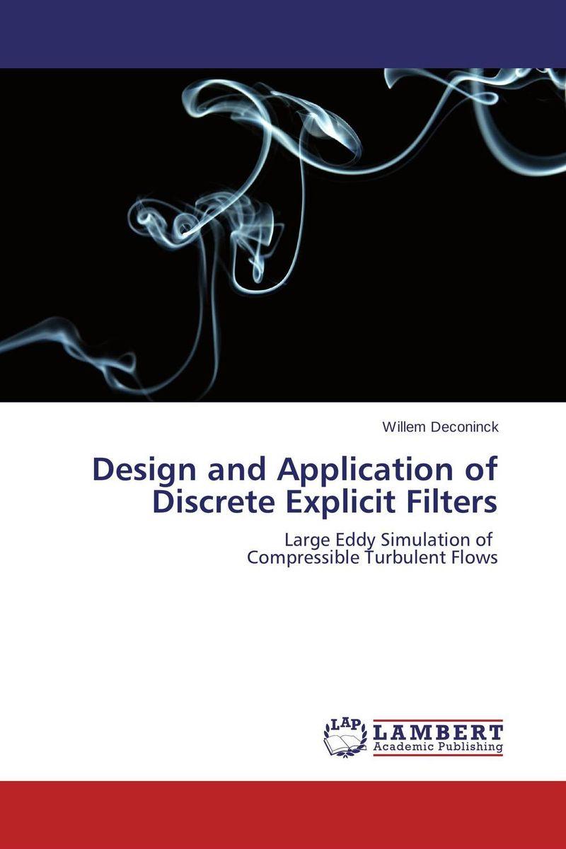 Design and Application of Discrete Explicit Filters fishman principles of discrete event simulation