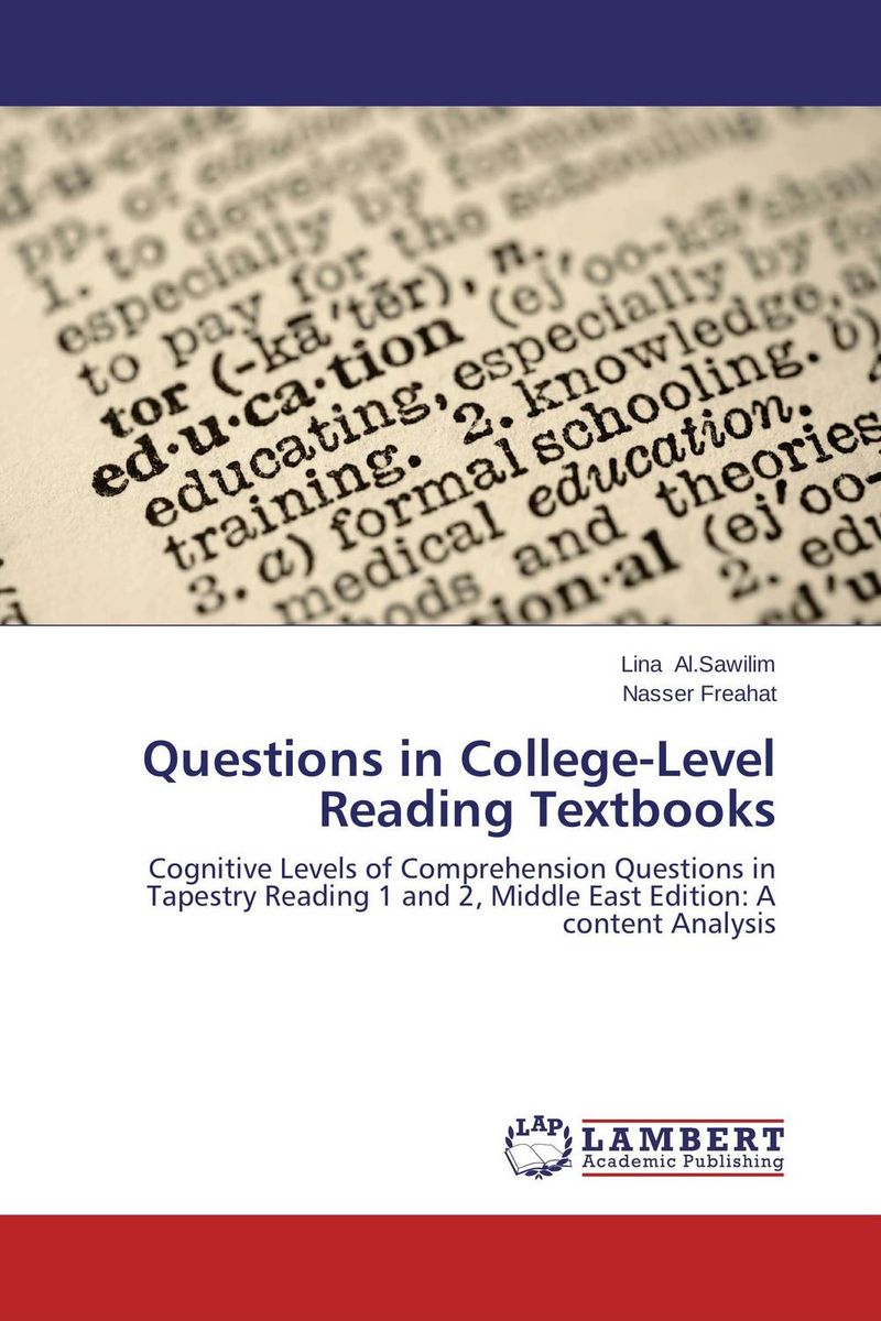 цены Questions in College-Level Reading Textbooks