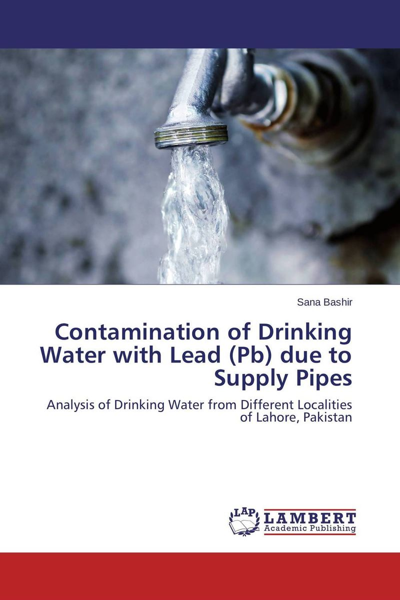 Contamination of Drinking Water with Lead (Pb) due to Supply Pipes bride of the water god v 3