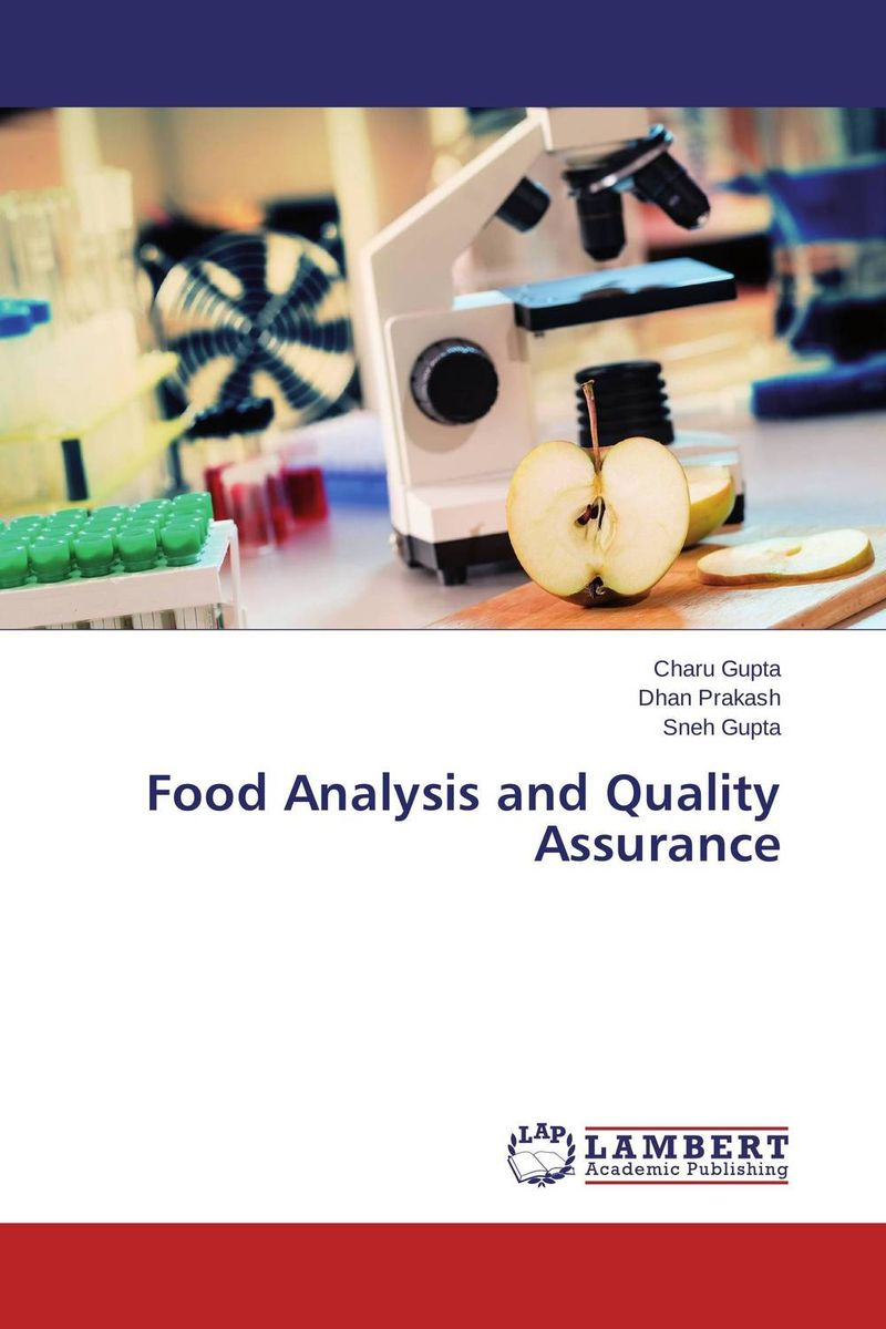 Food Analysis and Quality Assurance quality control and safety of fruit juices nectars and dairy products
