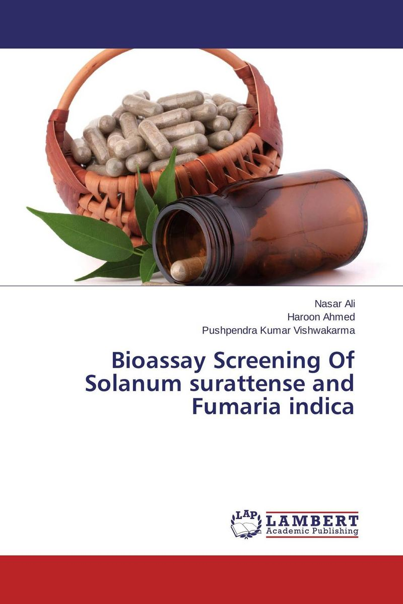 Bioassay Screening Of Solanum surattense and Fumaria indica prostate screening motivating factors and barriers