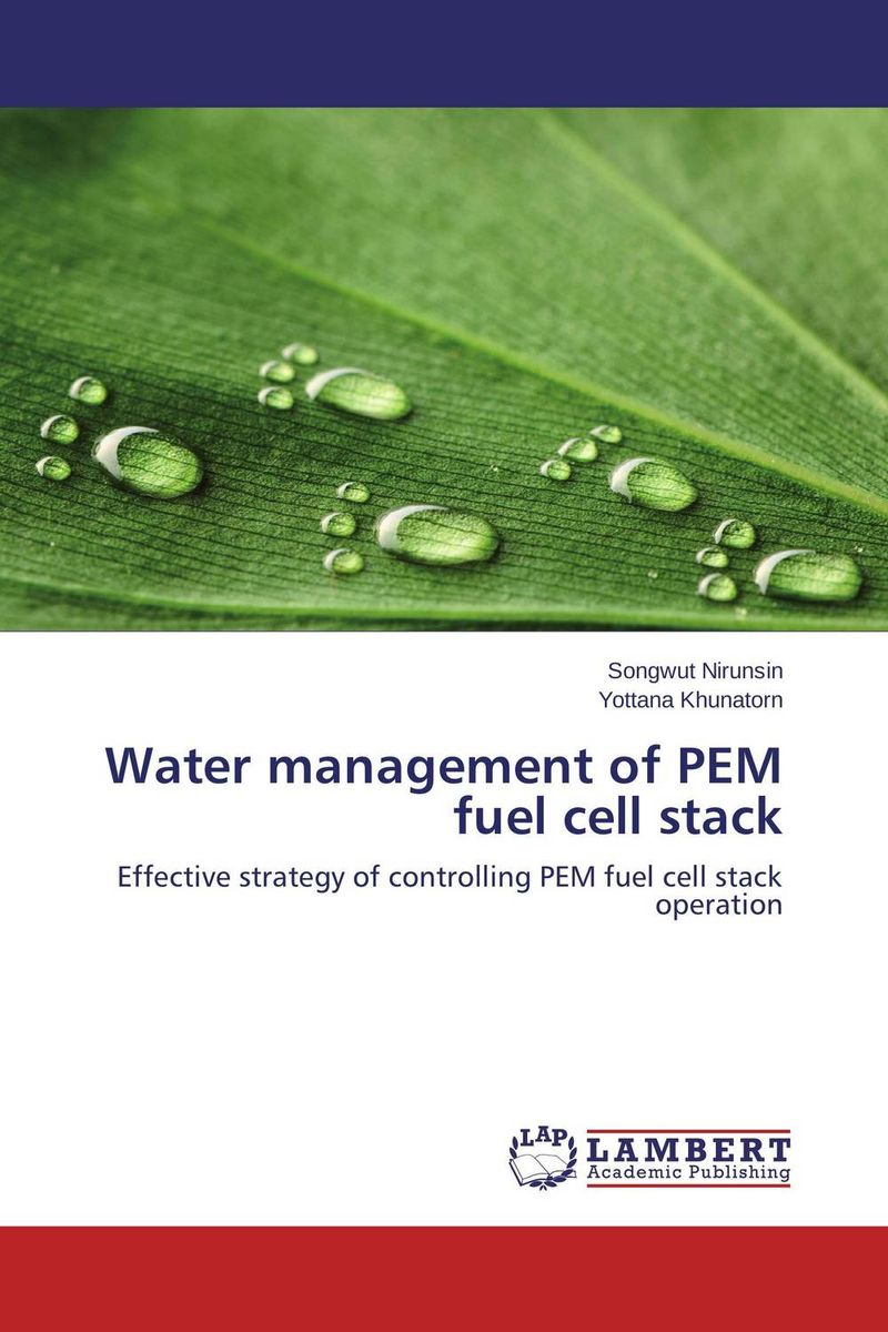 Water management of PEM fuel cell stack cell stack and system modelling