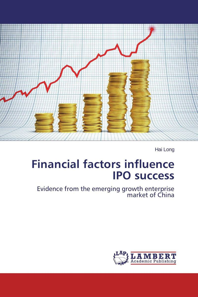 Financial factors influence IPO success купить