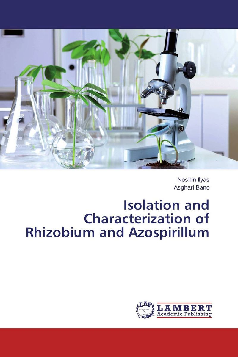 Isolation and Characterization of Rhizobium and Azospirillum handbook of isolation and characterization of impurities in pharmaceuticals 5