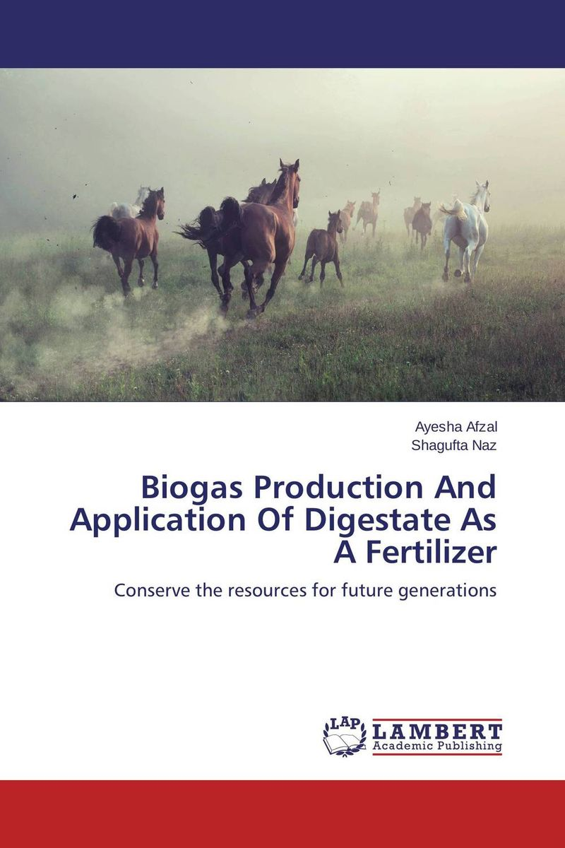 Biogas Production And Application Of Digestate As A Fertilizer lipase enzyme production using bacteria and its industrial application