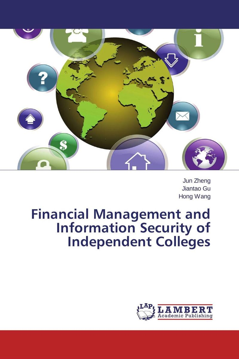 Financial Management and Information Security of Independent Colleges aaron brown financial risk management for dummies