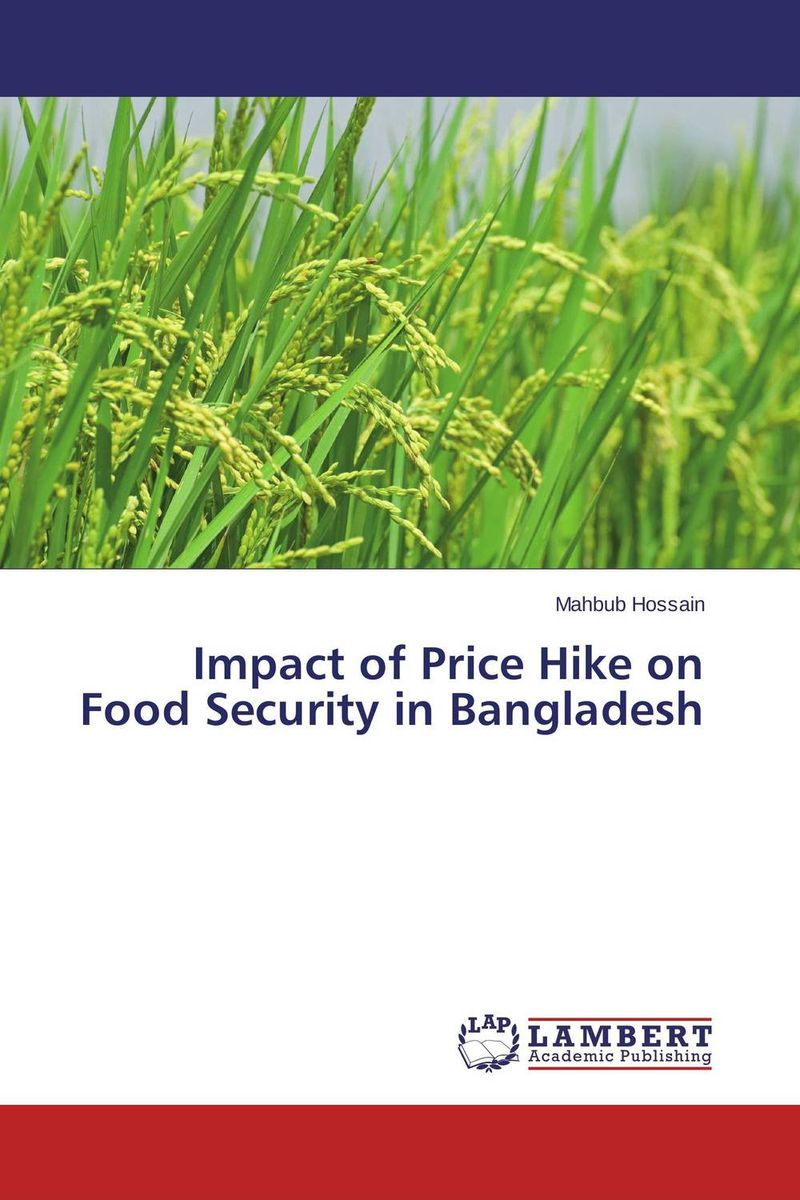 Impact of Price Hike on Food Security in Bangladesh studies on long term uses of herbicides in rice wheat cropping system