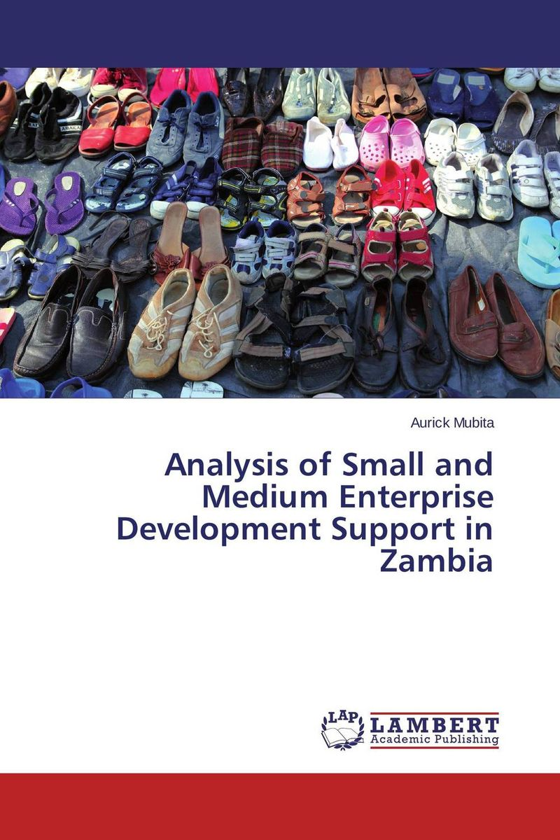 Analysis of Small and Medium Enterprise Development Support in Zambia development of a computational interface for small hydropower plant