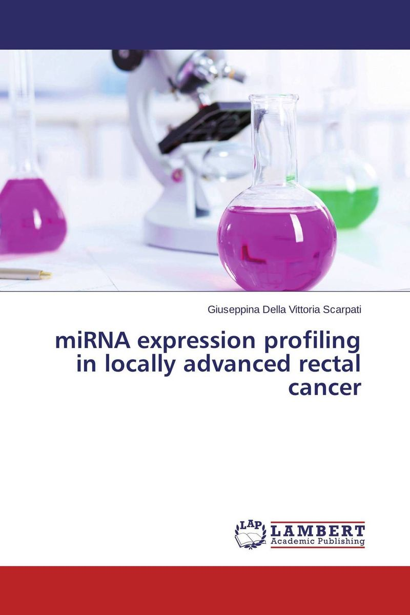 miRNA expression profiling in locally advanced rectal cancer mirna rahmah lubis desalination using vapor compression distillation