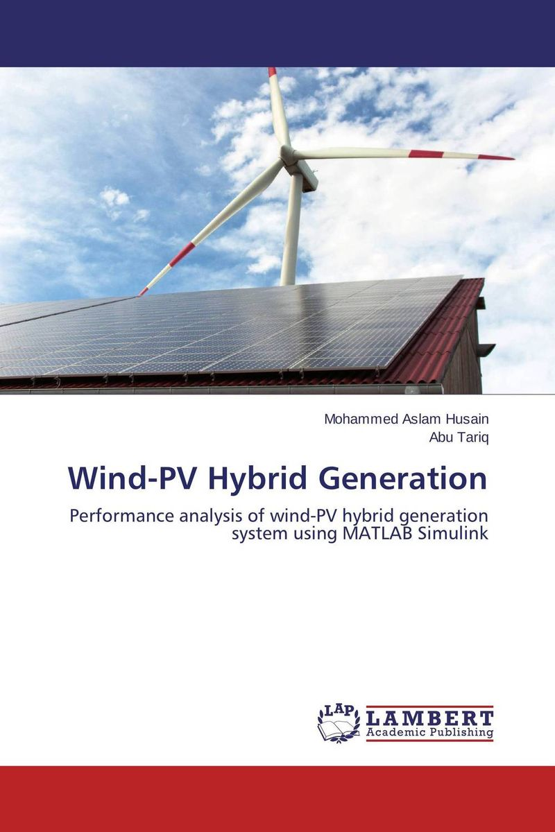 Wind-PV Hybrid Generation wind of promise