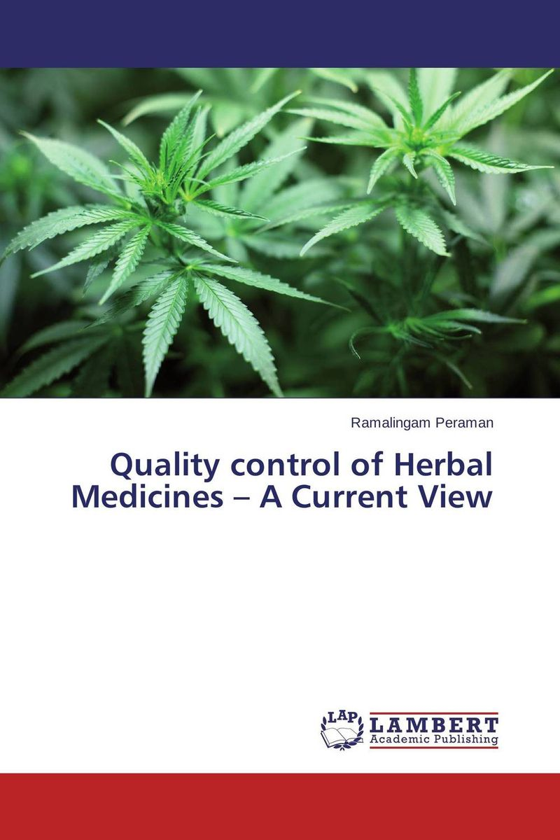 Quality control of Herbal Medicines – A Current View handbook of quality control tests for sterile products