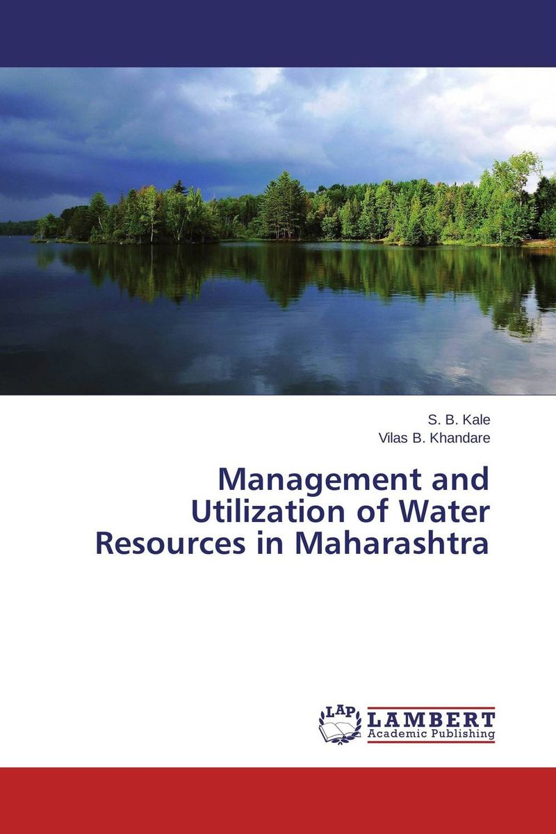 Management and Utilization of Water Resources in Maharashtra planning for development of water resources of maner river