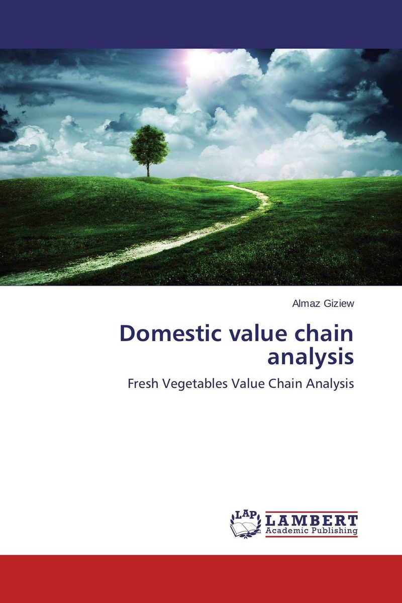 Domestic value chain analysis honey value chain analysis
