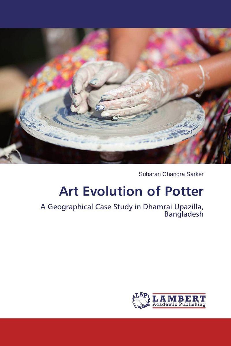 Art Evolution of Potter
