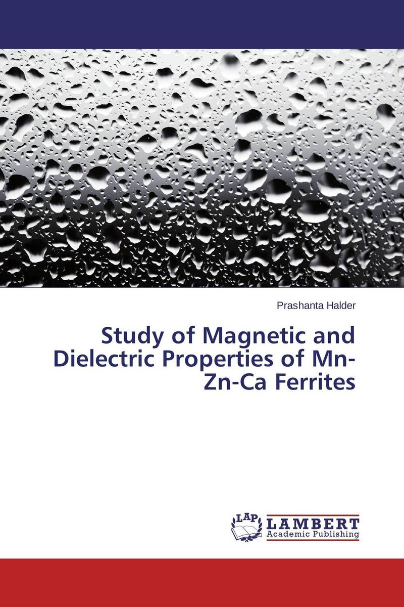 Study of Magnetic and Dielectric Properties of Mn-Zn-Ca Ferrites study of sn doped ni zn ferrites