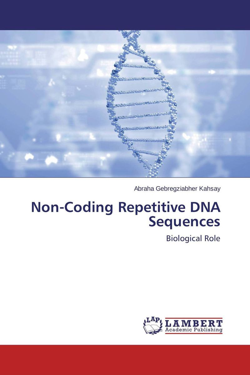 Non-Coding Repetitive DNA Sequences interplay between dna replication and repair