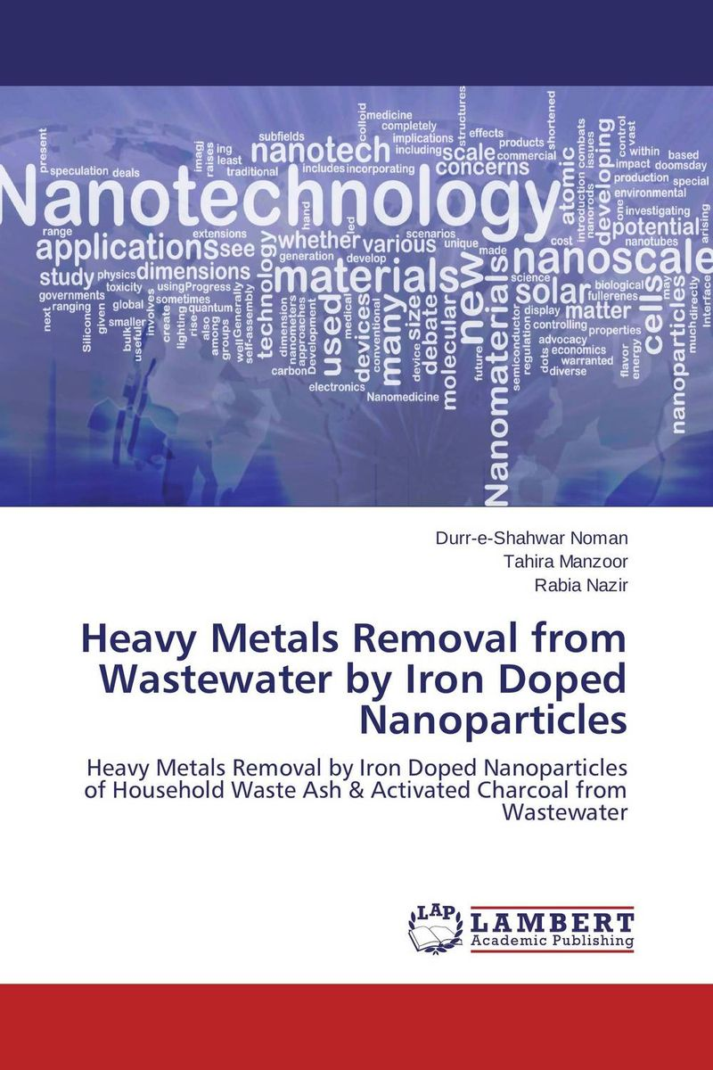 Heavy Metals Removal from Wastewater by Iron Doped Nanoparticles купить