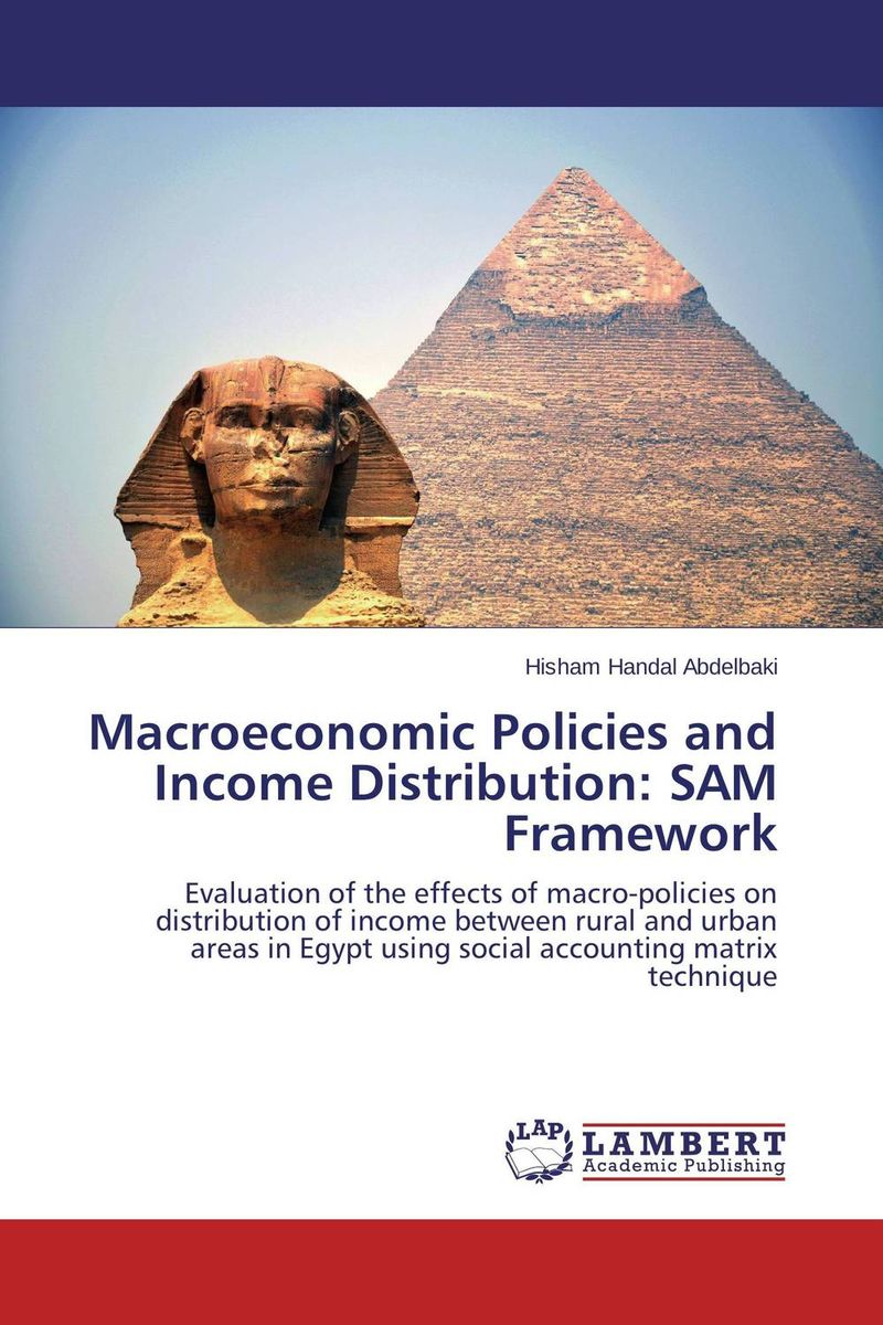 Macroeconomic Policies and Income Distribution: SAM Framework the theme of familial disintegration in select plays of sam shepard