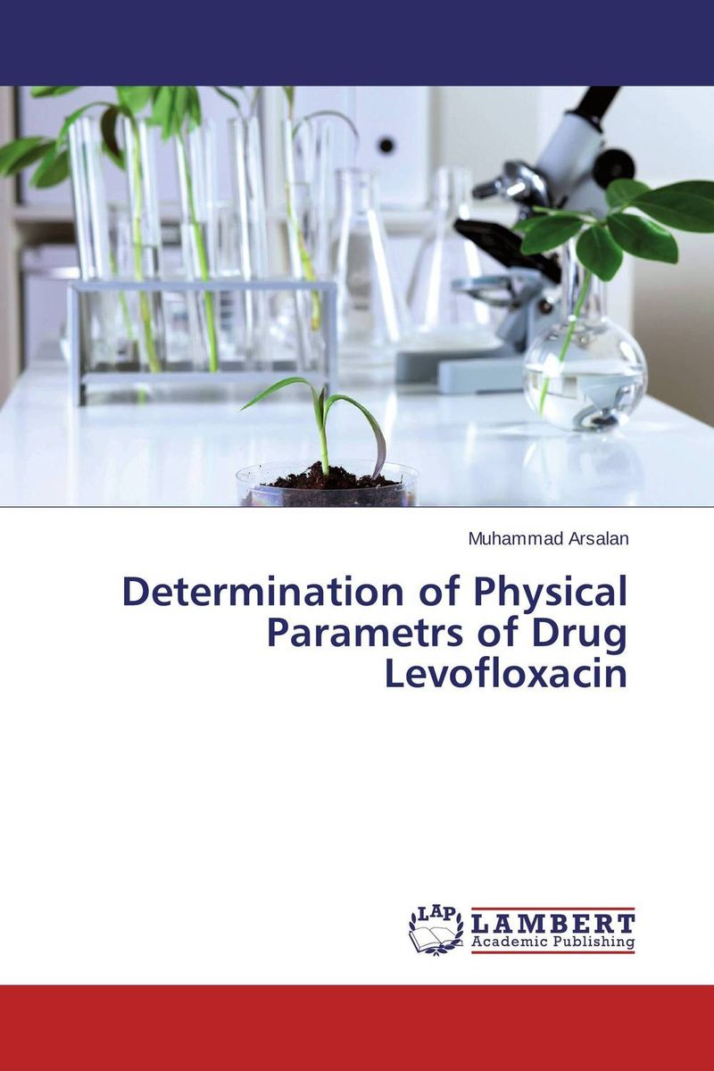 Determination of Physical Parametrs of Drug Levofloxacin adding value to the citrus pulp by enzyme biotechnology production