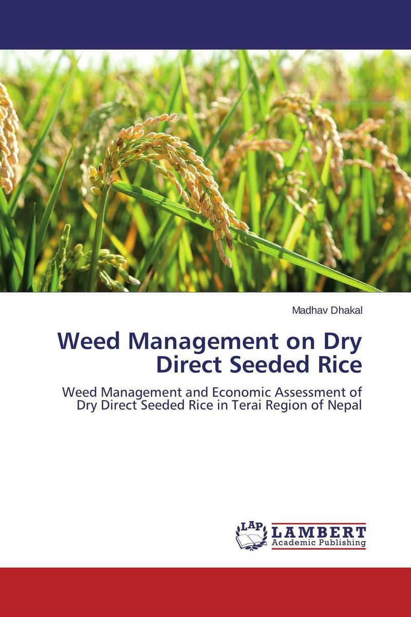 Weed Management on Dry Direct Seeded Rice