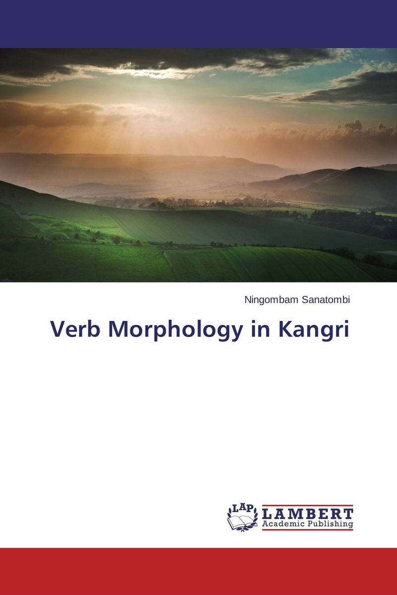 Verb Morphology in Kangri morphology of the english verb system
