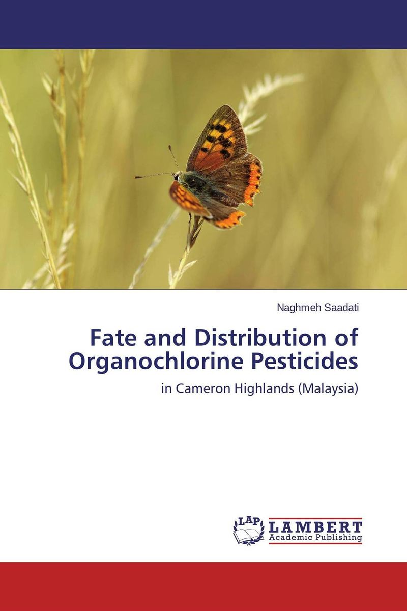 Fate and Distribution of Organochlorine Pesticides found in brooklyn