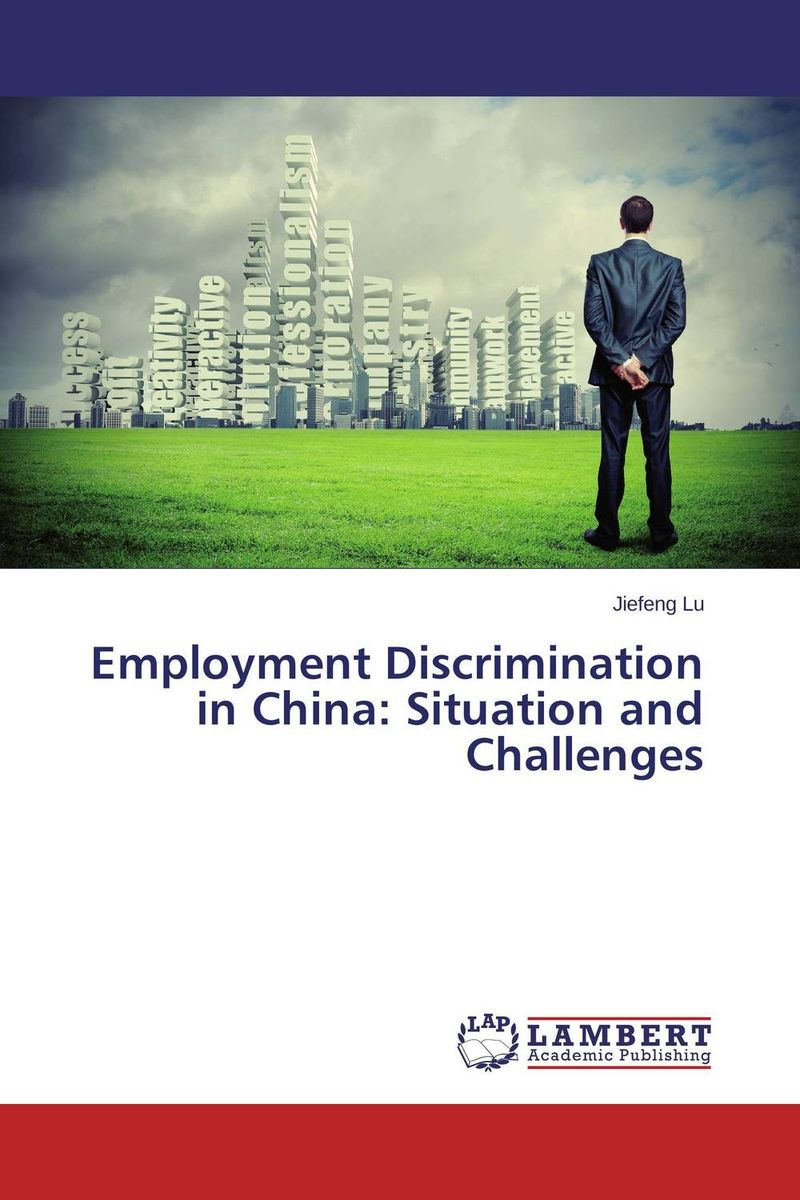 Employment Discrimination in China: Situation and Challenges china post chinese chronological stamps 2008 7 earthquake relief unity is strength the complete one free shipping