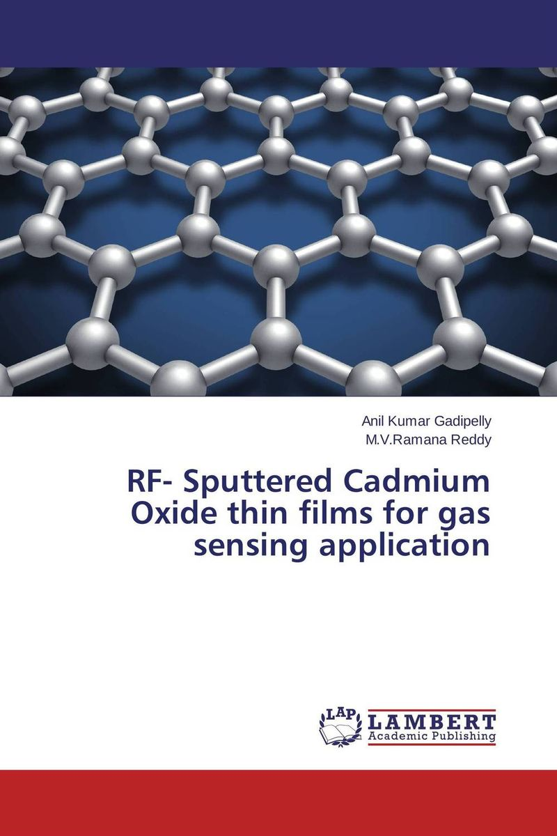 RF- Sputtered Cadmium Oxide thin films for gas sensing application