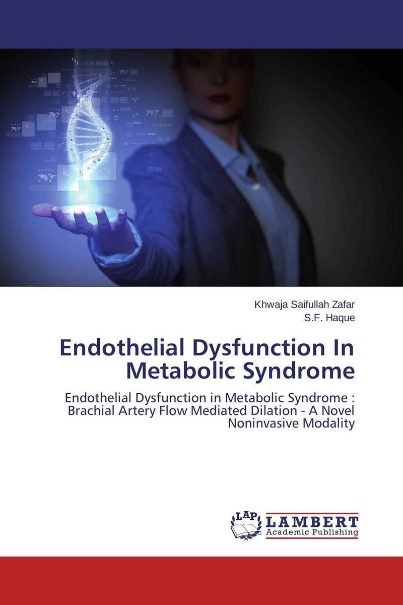 цены Endothelial Dysfunction In Metabolic Syndrome