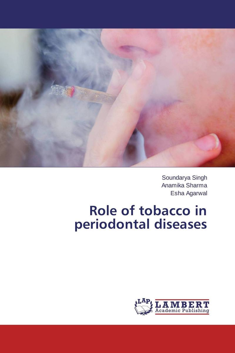 Role of tobacco in periodontal diseases the role of legal feeling in the criminal legislation