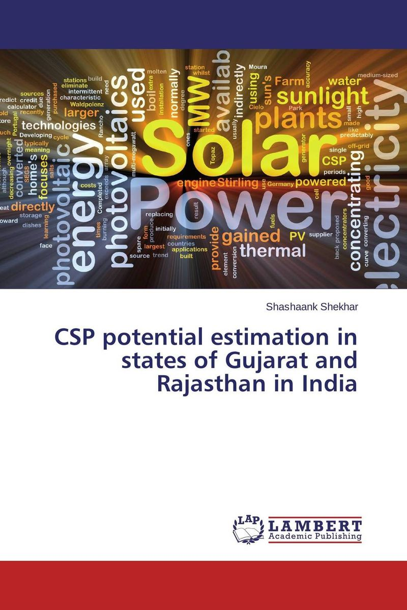 CSP potential estimation in states of Gujarat and Rajasthan in India an unknown treasure in rajasthan the bundi wall paintings