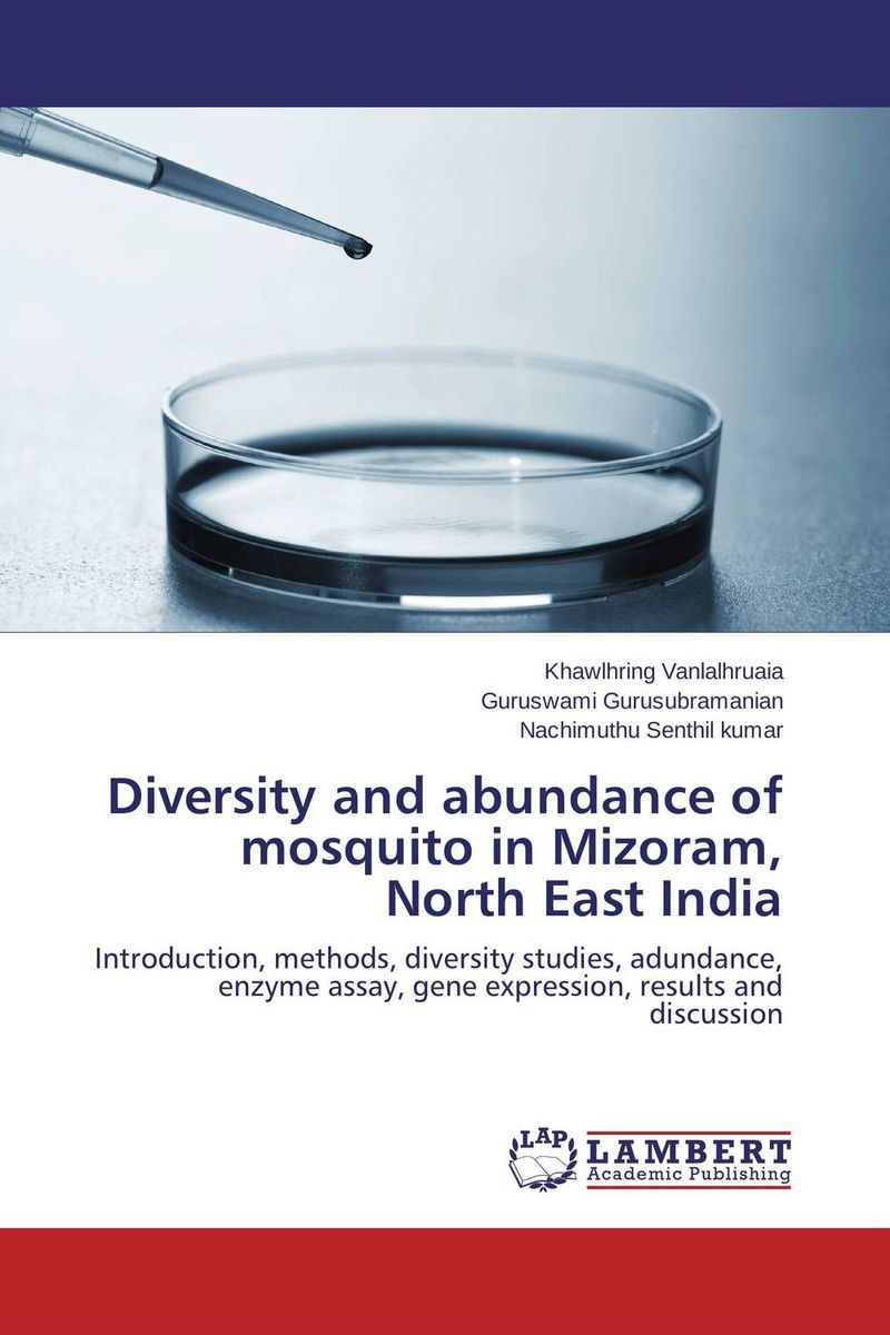 Diversity and abundance of mosquito in Mizoram, North East India linguistic diversity and social justice