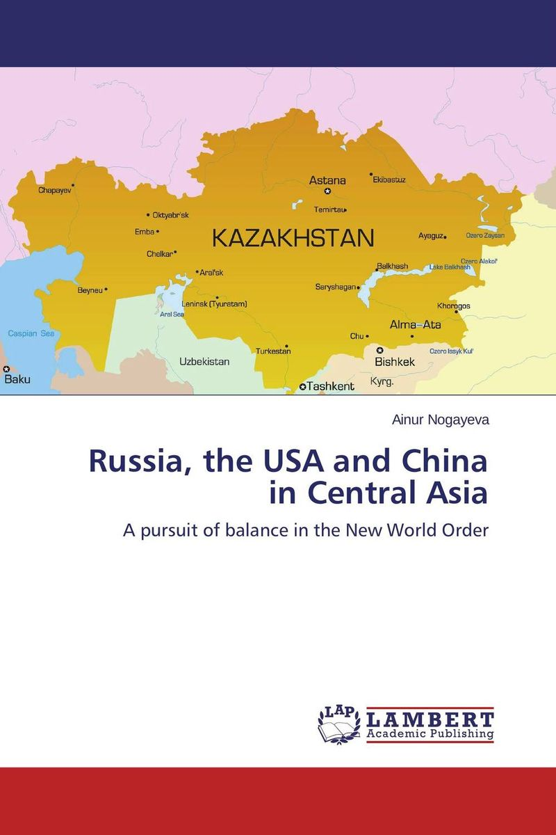 Russia, the USA and China in Central Asia peter powers and the itchy insect invasion