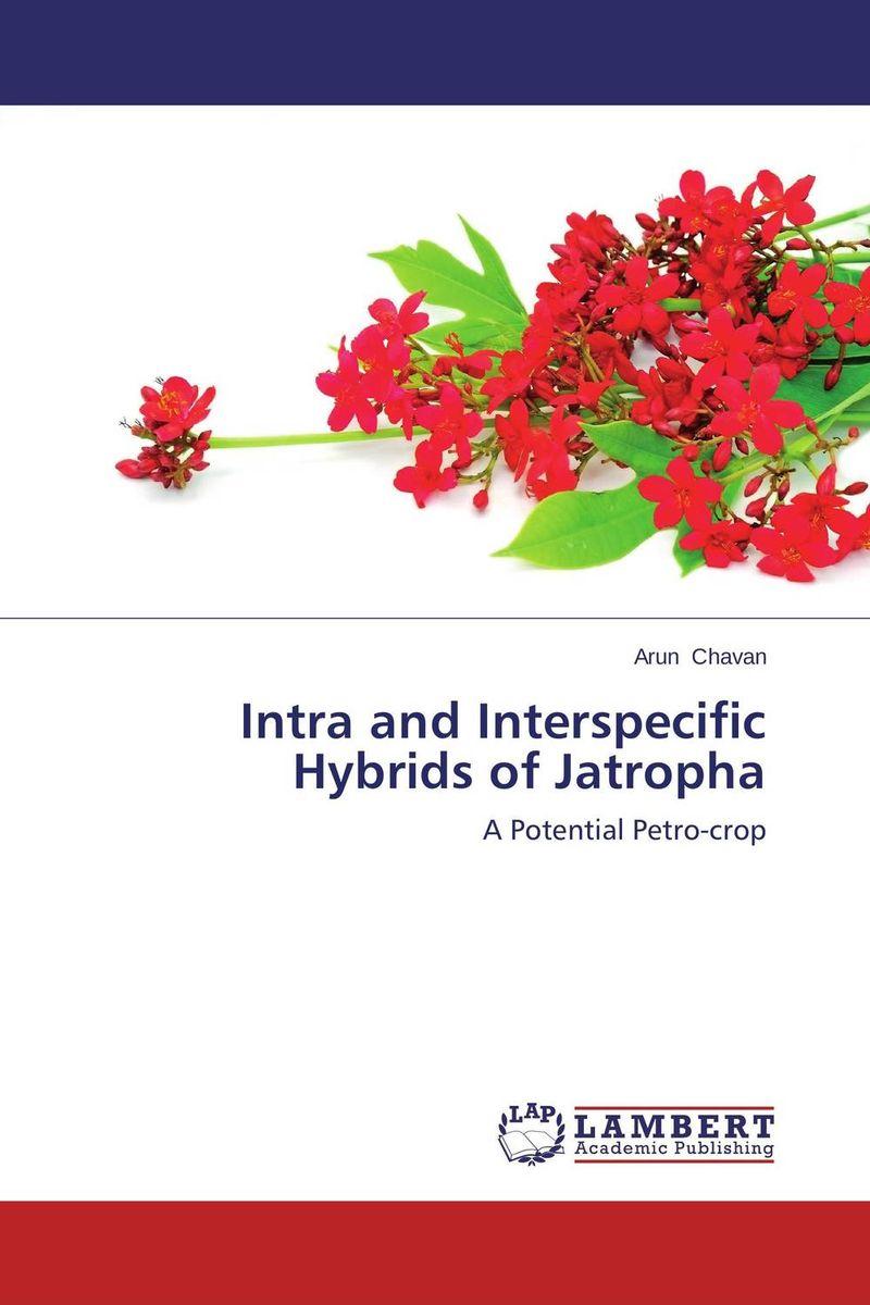 Intra and Interspecific Hybrids of Jatropha jatropha species