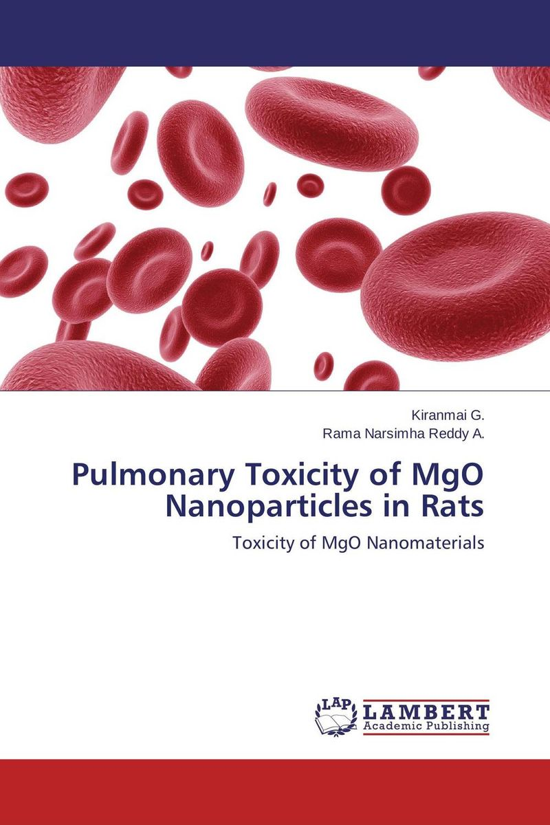 Pulmonary Toxicity of MgO Nanoparticles in Rats vinclozolin induced reproductive toxicity in male rats