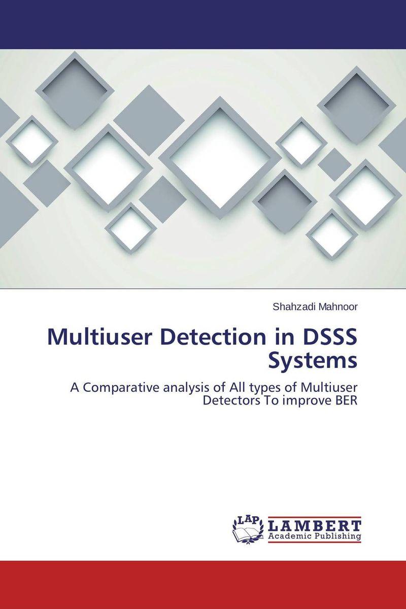 Multiuser Detection in DSSS Systems кальсоны user кальсоны