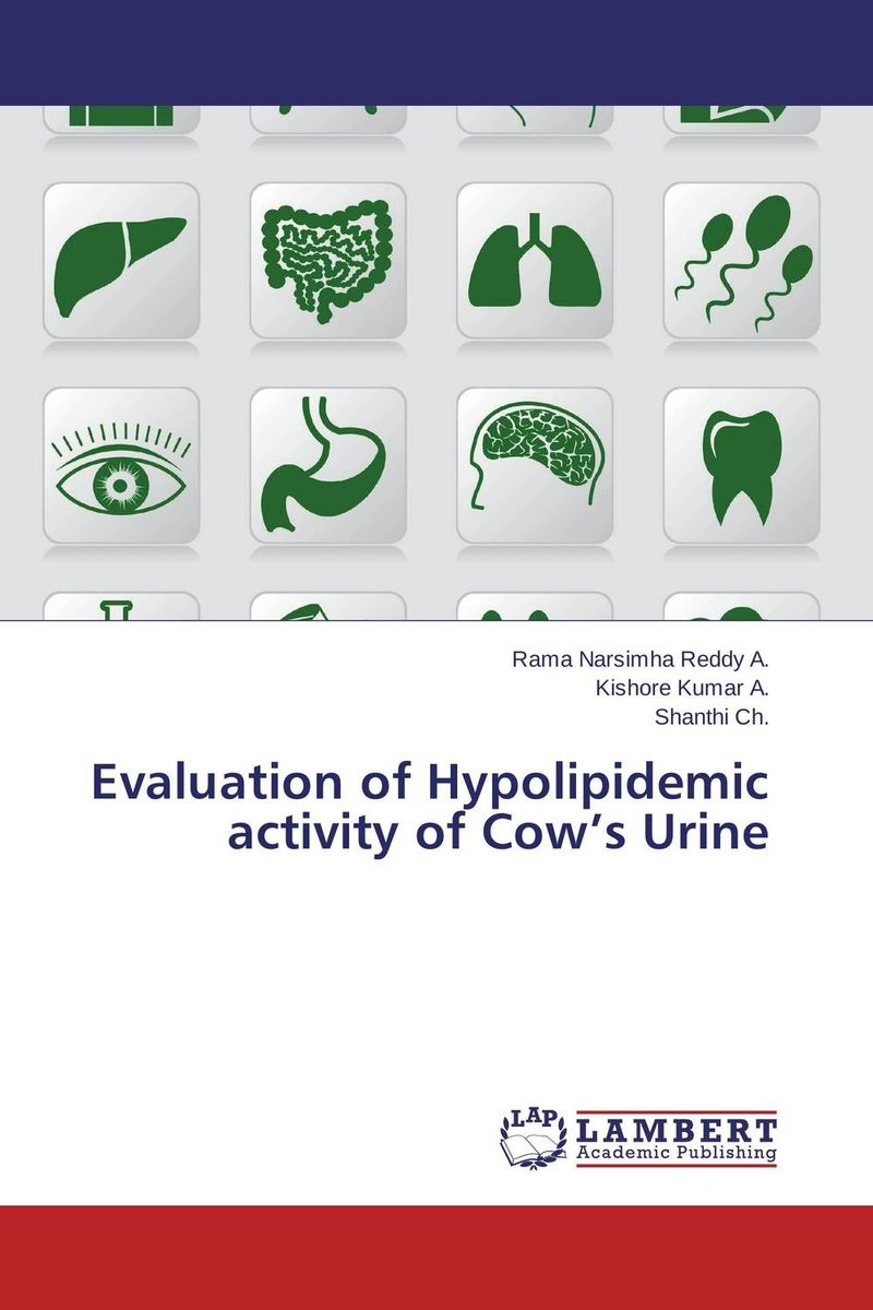 Evaluation of Hypolipidemic activity of Cow's Urine found in brooklyn