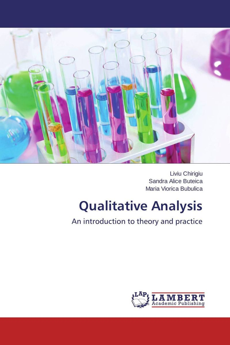 Qualitative Analysis christian analytical chemistry 3ed