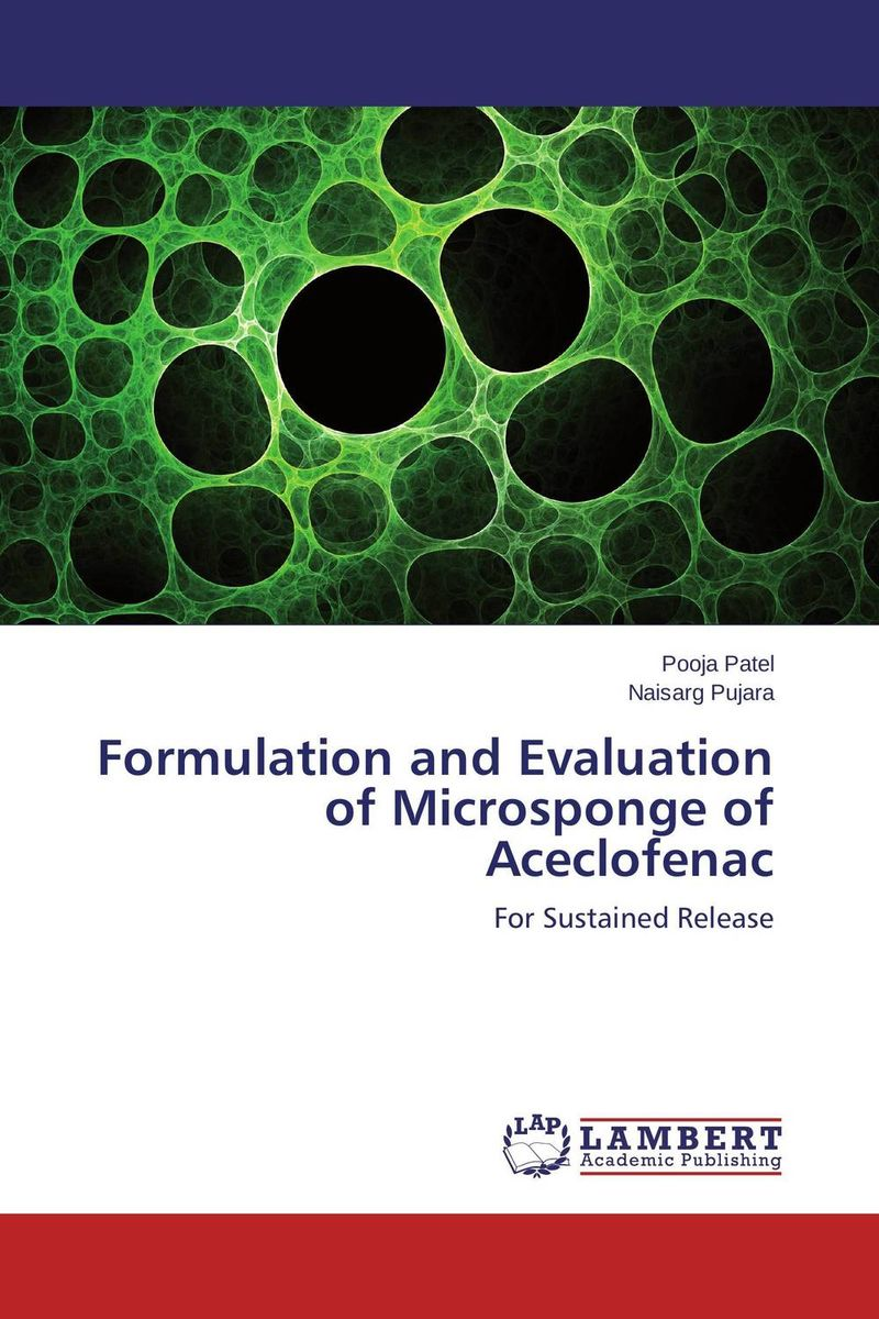 Formulation and Evaluation of Microsponge of Aceclofenac formulation and evaluation of microspheres by mixed solvency concept