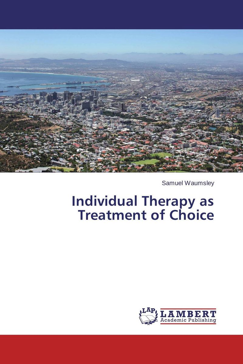 Individual Therapy as Treatment of Choice treatment outcomes among clients on anti retroviral therapy art