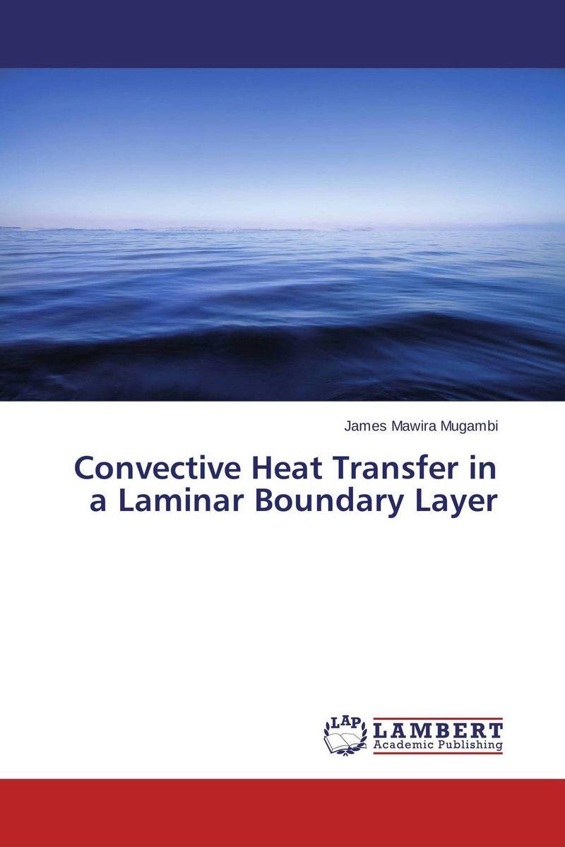 купить Convective Heat Transfer in a Laminar Boundary Layer недорого