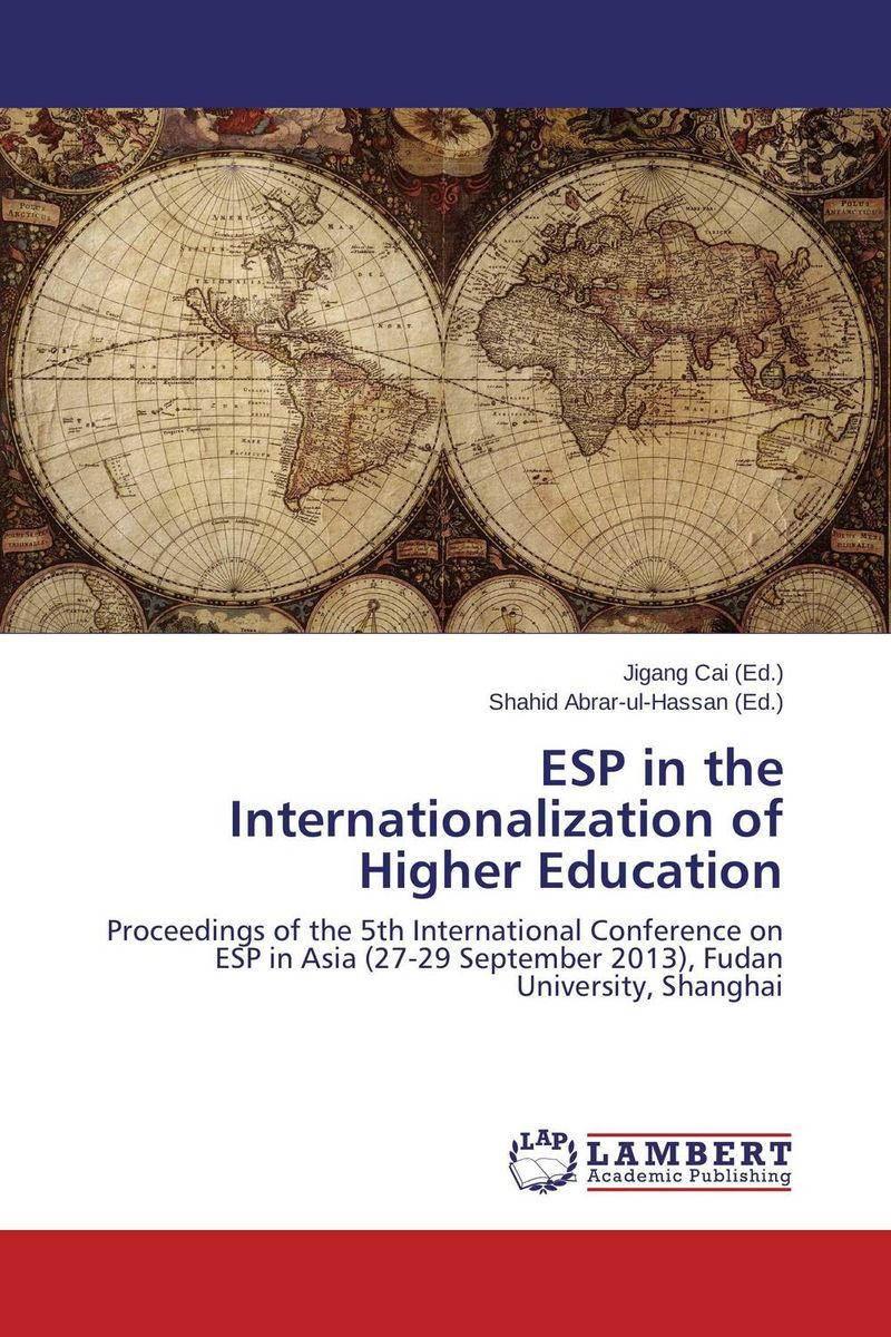 ESP in the Internationalization of Higher Education dimitrios stergiou good teaching in tourism higher education