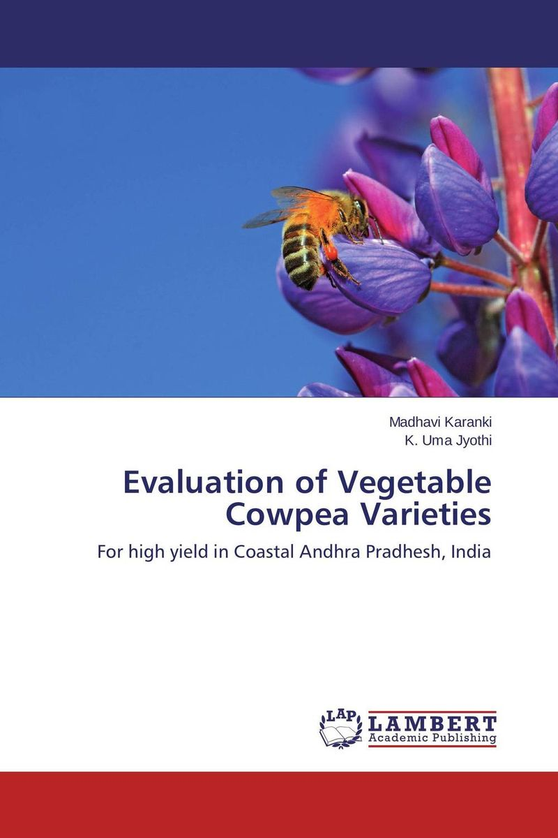 Evaluation of Vegetable Cowpea Varieties