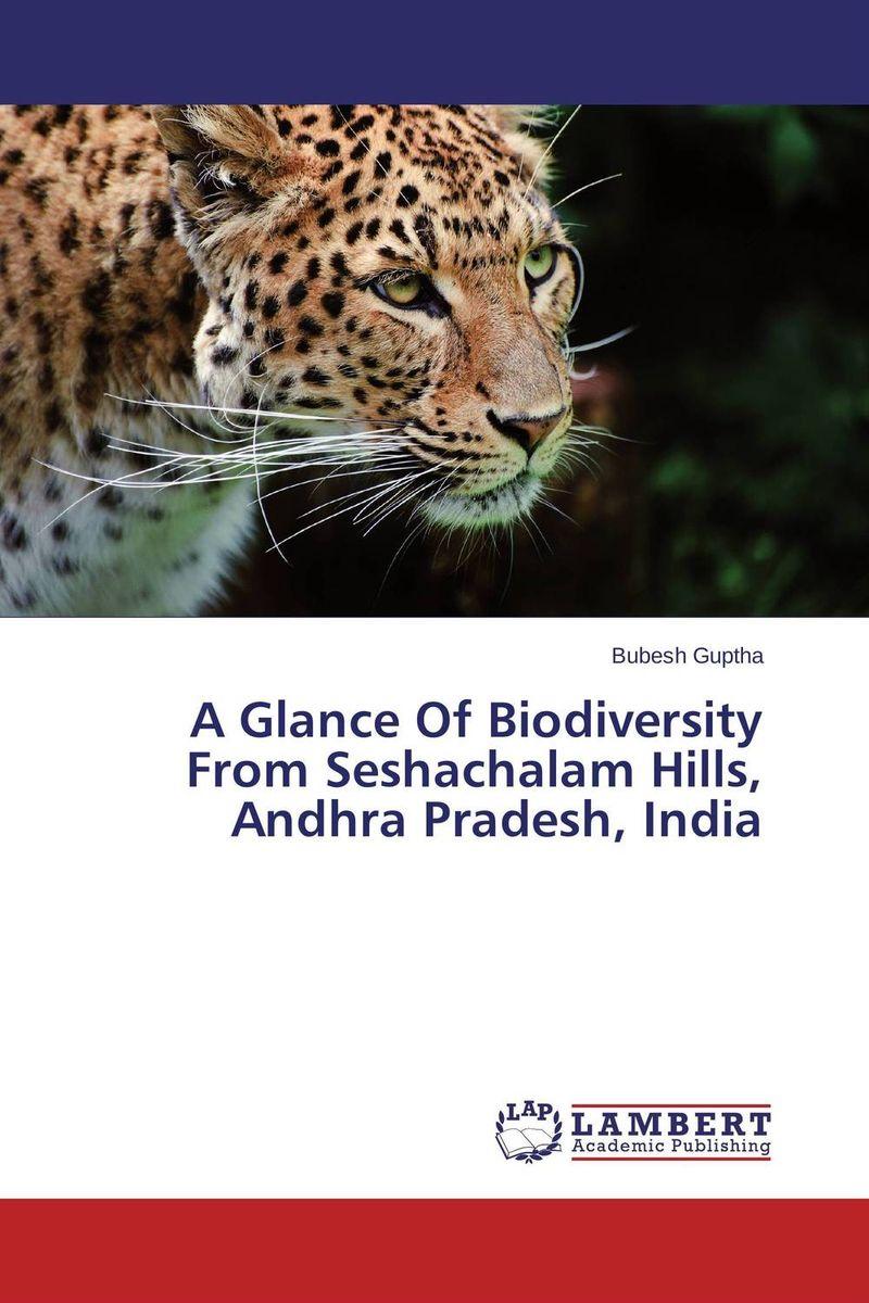 A Glance Of Biodiversity From Seshachalam Hills, Andhra Pradesh, India biodiversity and biosystematics of acridoidea of southern libya