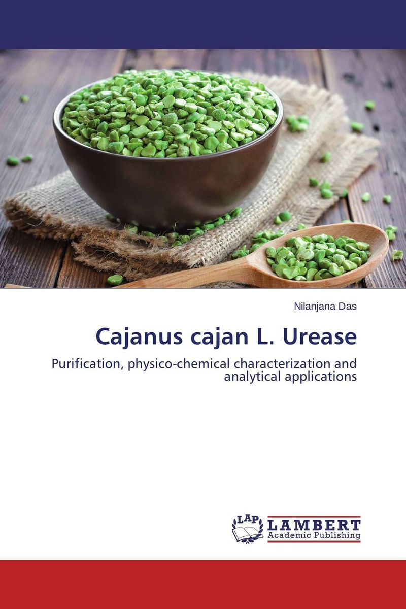 Cajanus cajan L. Urease adding value to the citrus pulp by enzyme biotechnology production