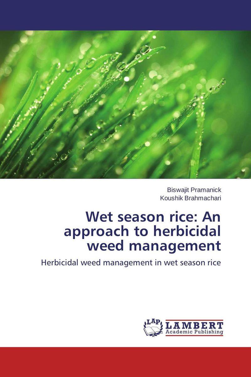 Wet season rice: An approach to herbicidal weed management пена монтажная mastertex all season 750 pro всесезонная