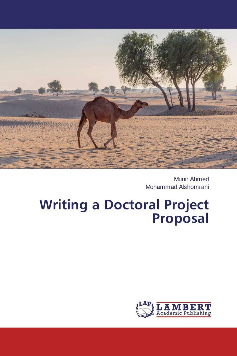 Writing a Doctoral Project Proposal