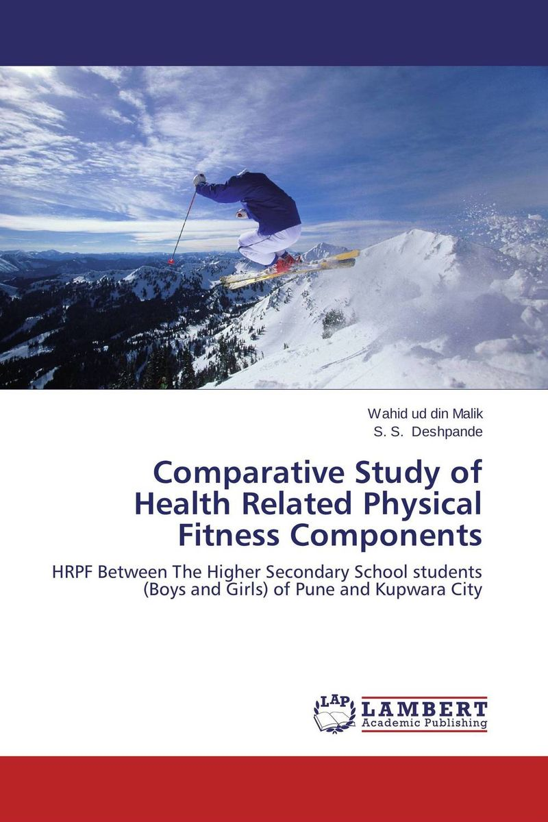 Comparative Study of Health Related Physical Fitness Components