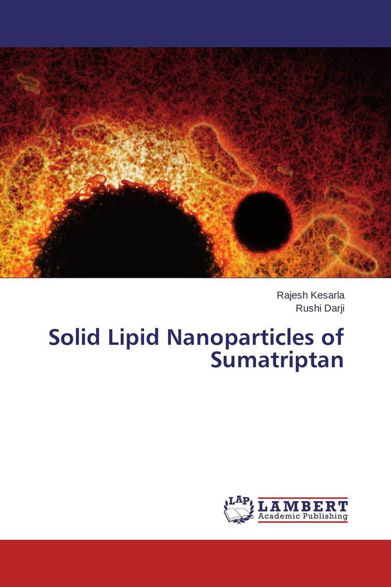 Solid Lipid Nanoparticles of Sumatriptan
