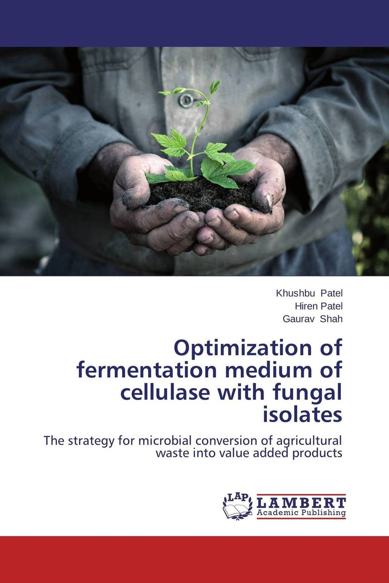 Optimization of fermentation medium of cellulase with fungal isolates augmented cellulase production by mutagenesis of trichoderma viride
